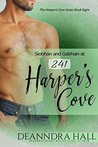 Siobhán and Gabhain at 241 Harper's Cove